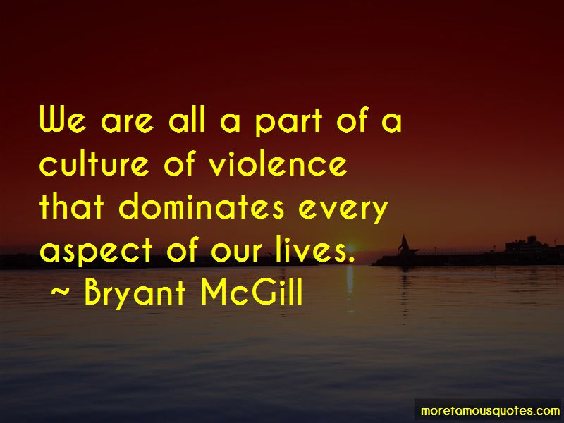 Culture Of Violence Quotes Pictures 4