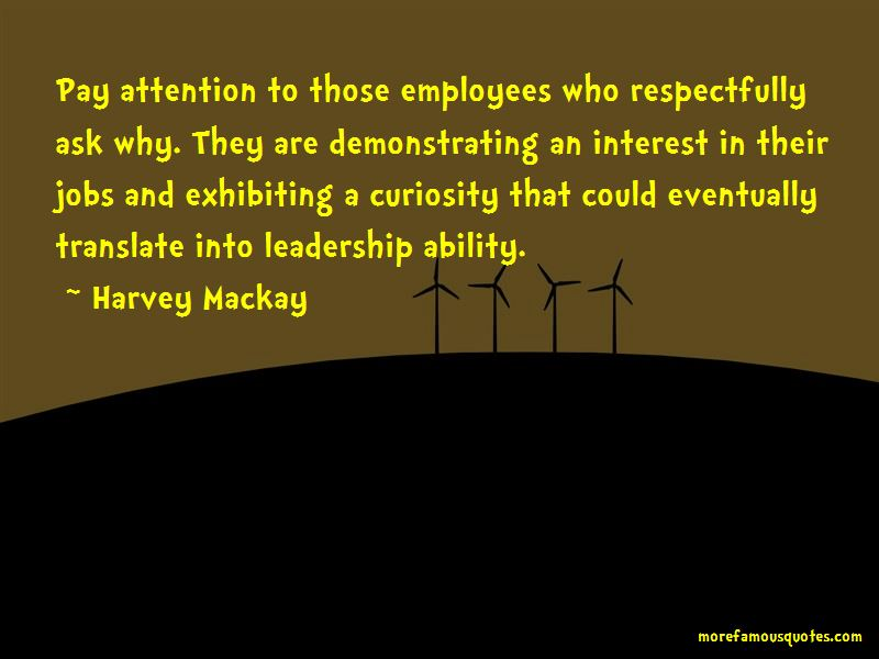 Curiosity And Leadership Quotes Pictures 3