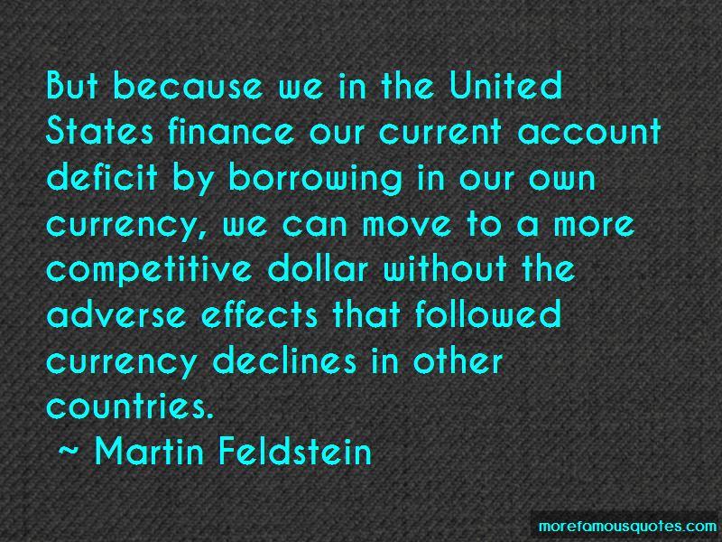 Current Account Deficit Quotes Pictures 2