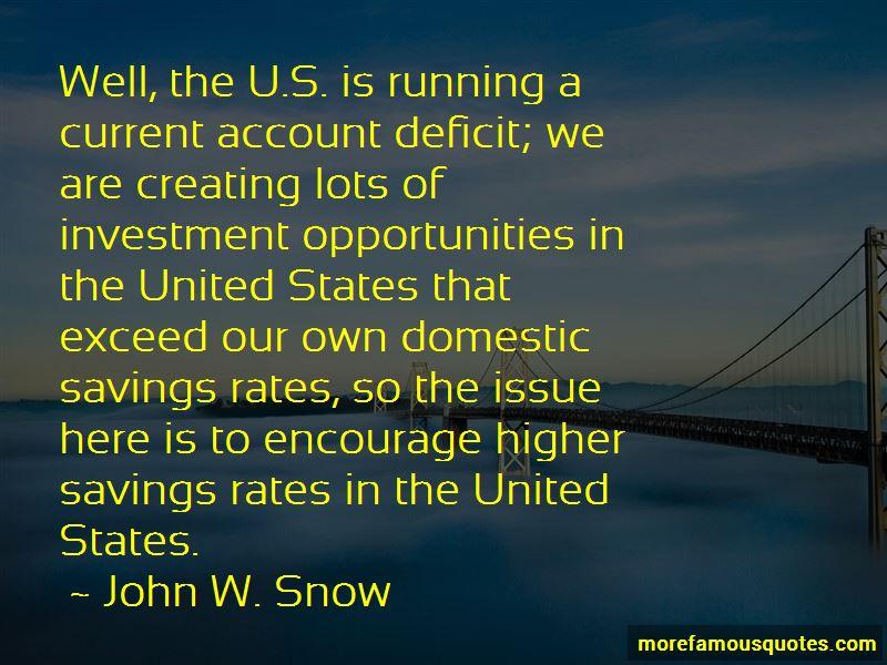 Current Account Deficit Quotes Pictures 4