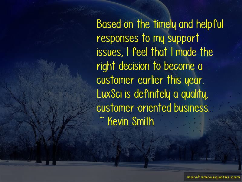 Customer Oriented Business Quotes