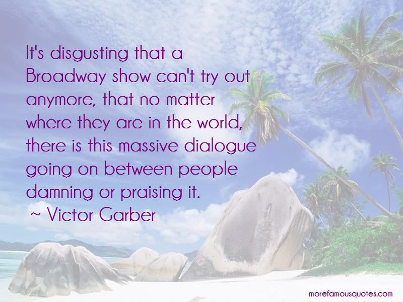 Damning Quotes