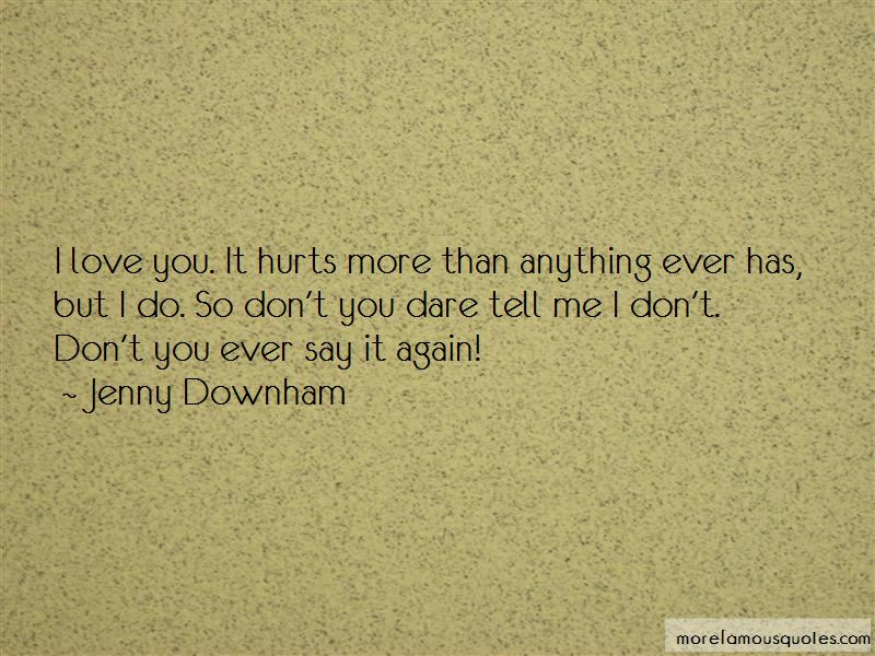 Dare To Love Again Quotes Pictures 3