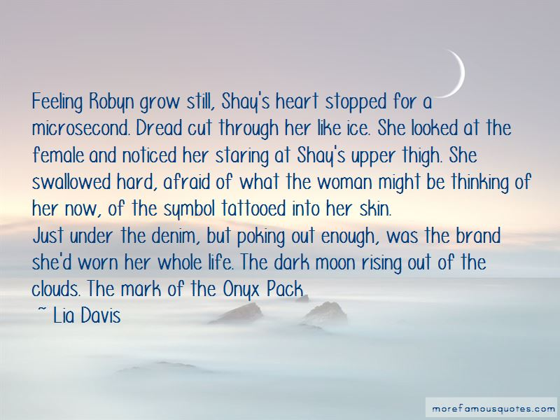Dark Heart Rising Quotes Pictures 2