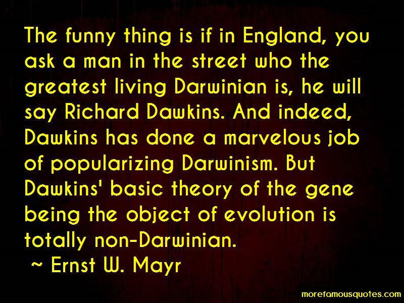 Dawkins Gene Quotes