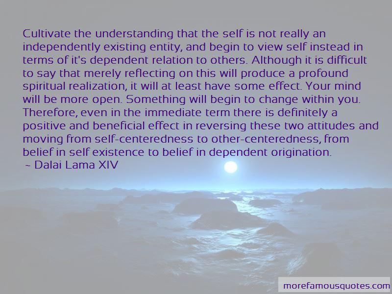 Dependent Origination Quotes Pictures 2