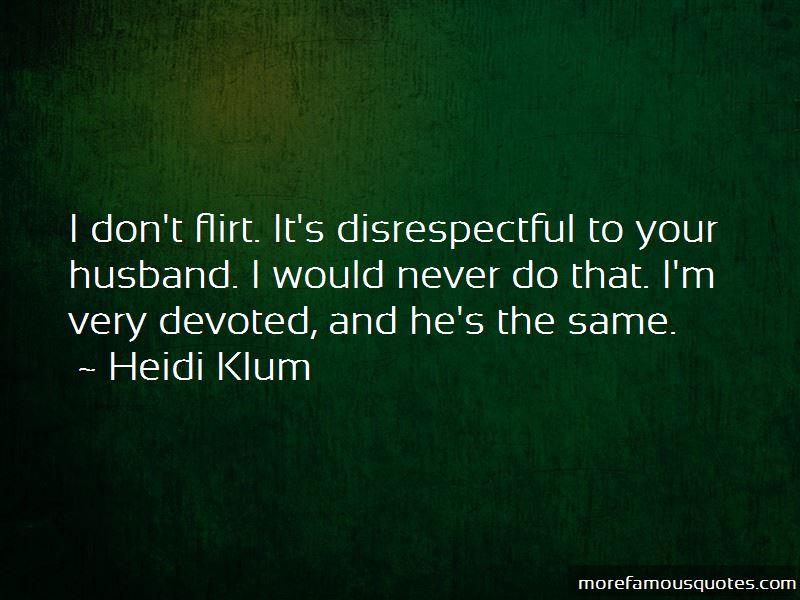 Disrespectful Husband Quotes