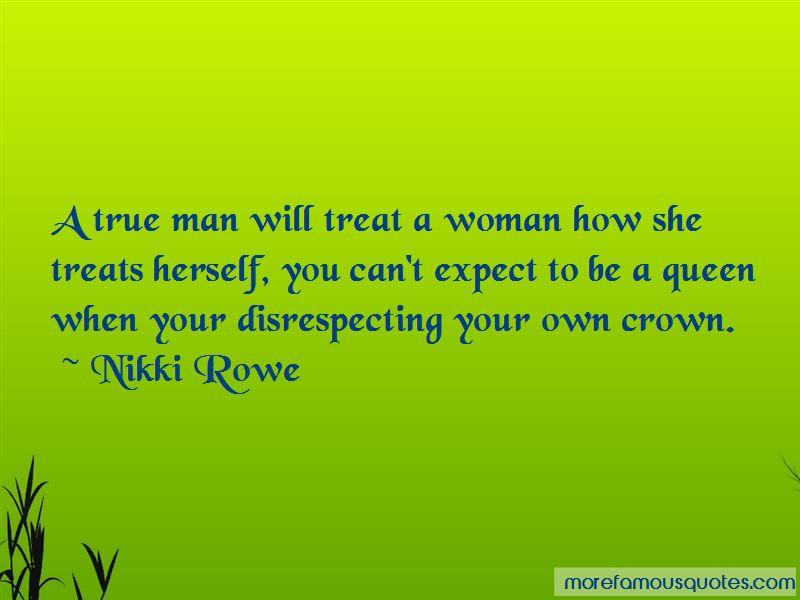 Disrespecting Quotes