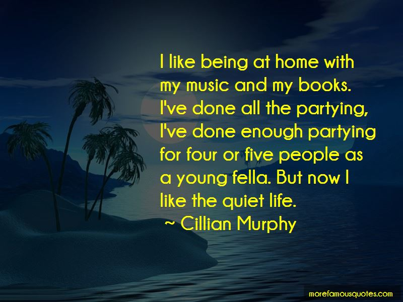 Done Partying Quotes Pictures 3