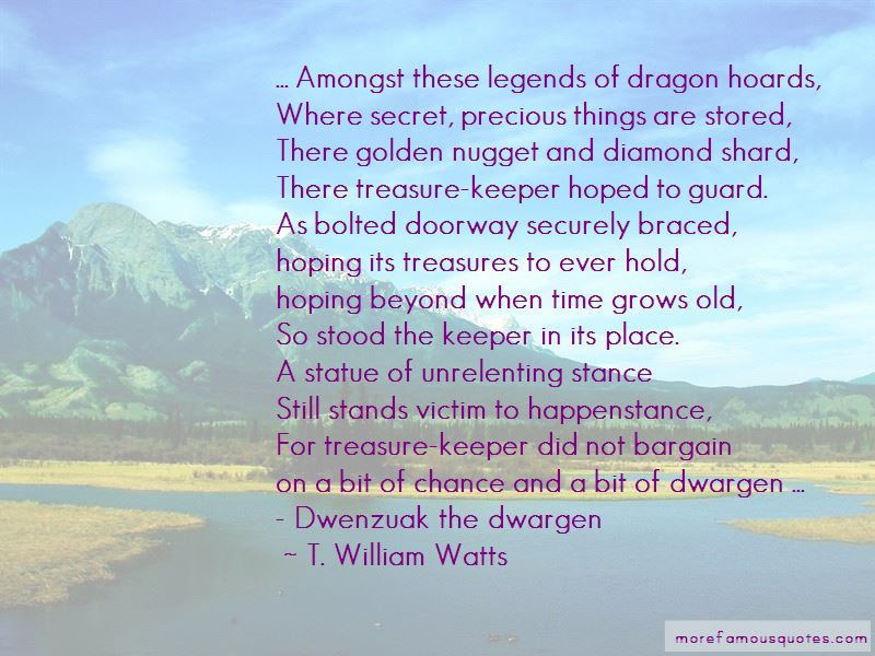Dragon Keeper Quotes