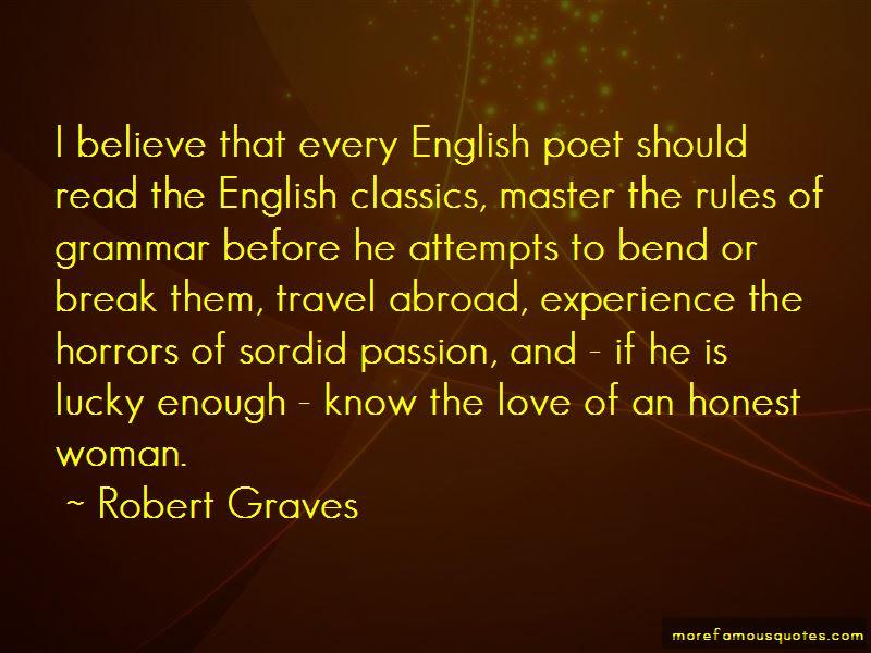 English Classics Quotes