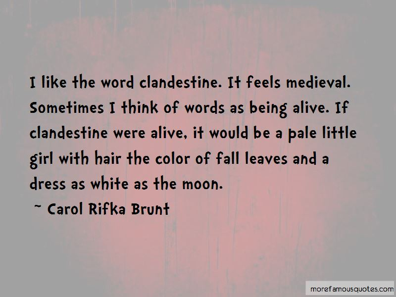 Fall Hair Color Quotes Pictures 4
