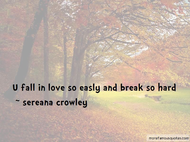 Fall In Love Hard Quotes Pictures 4