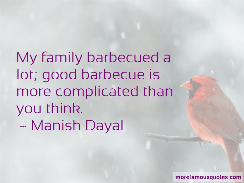 Family Barbecue Quotes Pictures 4
