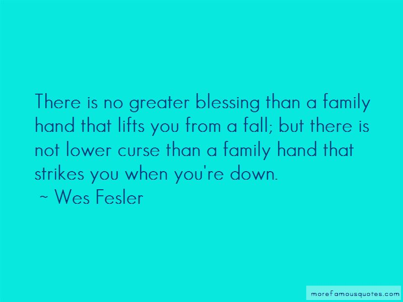 Family Hand Quotes