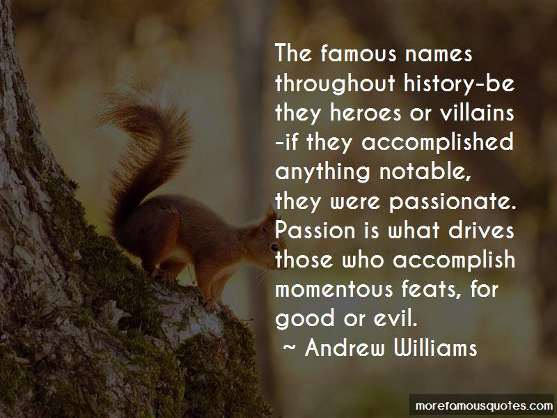 Famous Villains Quotes