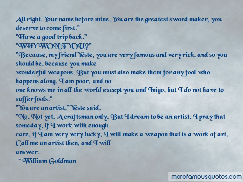 Famous Weapon Quotes