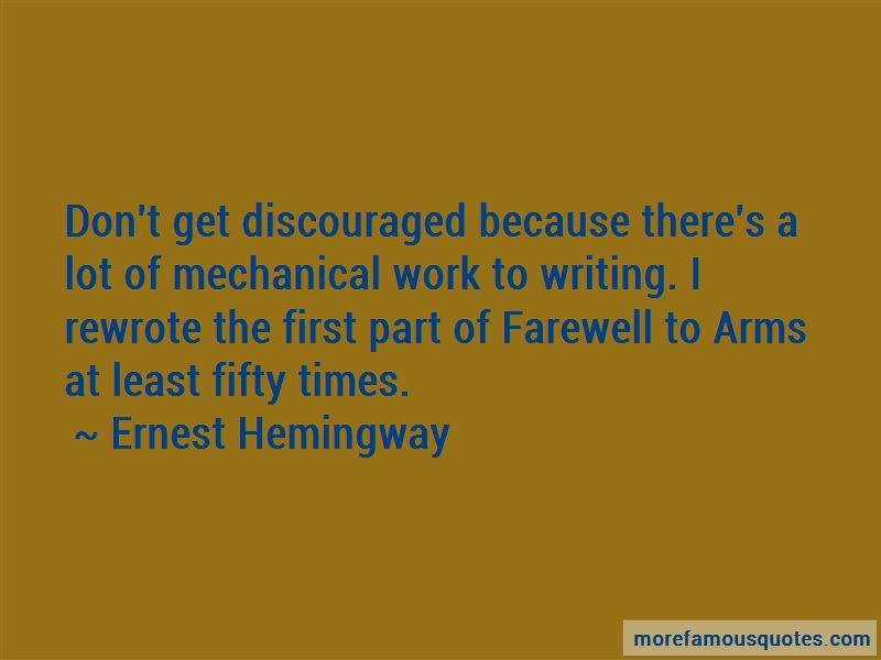 Farewell To The Arms Quotes Pictures 2