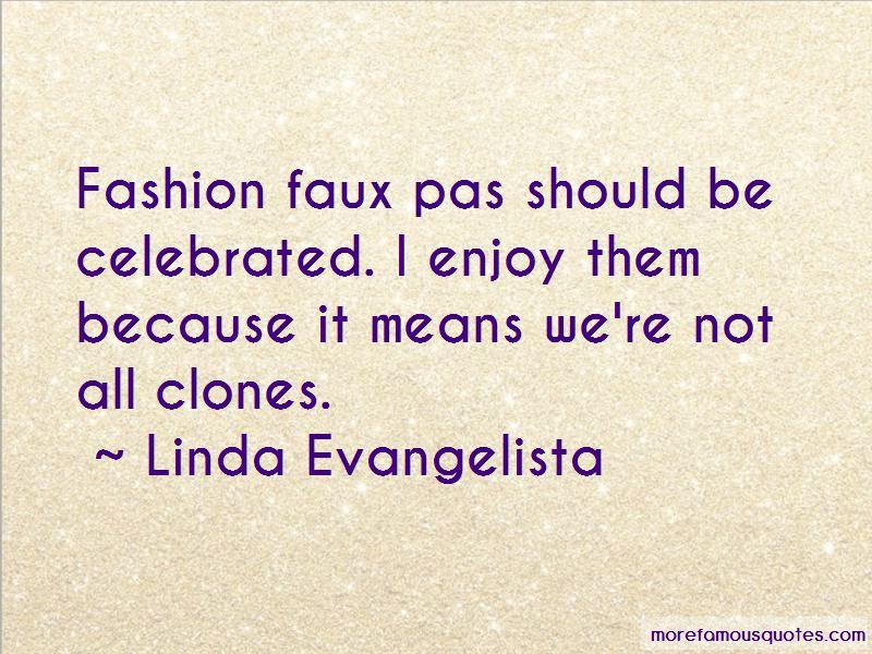 Fashion Faux Pas Quotes Pictures 3