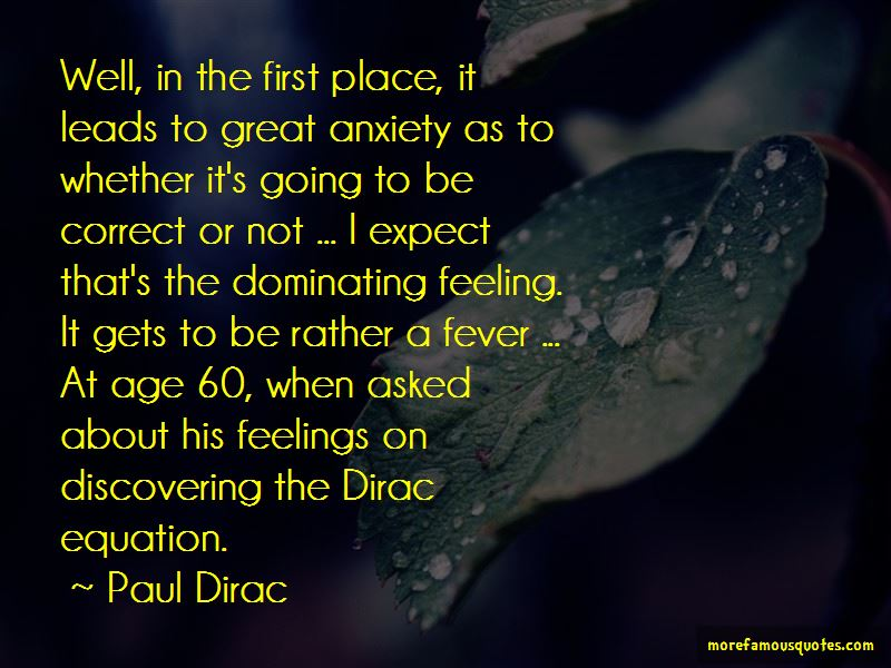Fever Not Feeling Well Quotes: top 2 quotes about Fever Not ...