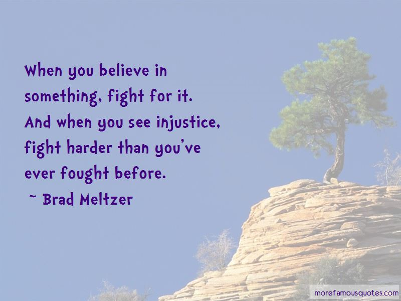 Fight Harder Quotes