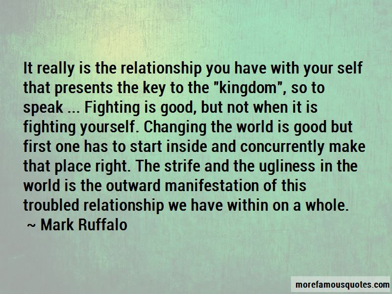 Fighting For Relationship Quotes Pictures 3