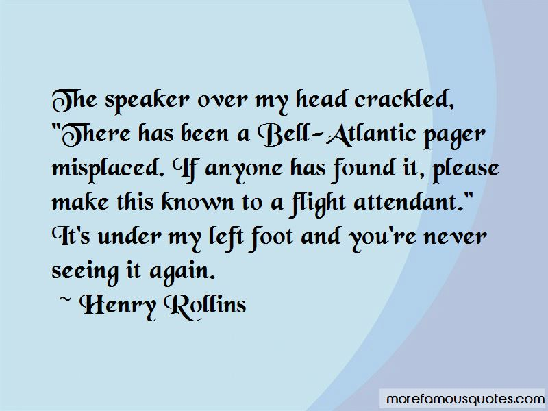 Flight Attendant Quotes: top 32 quotes about Flight ...