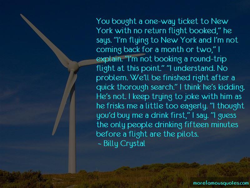 Flight Booking Quotes