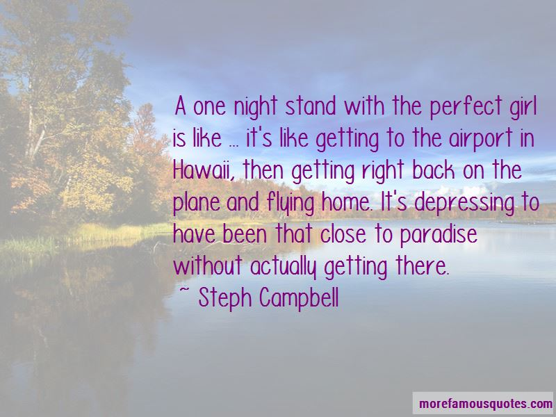 Flying Back To Home Quotes