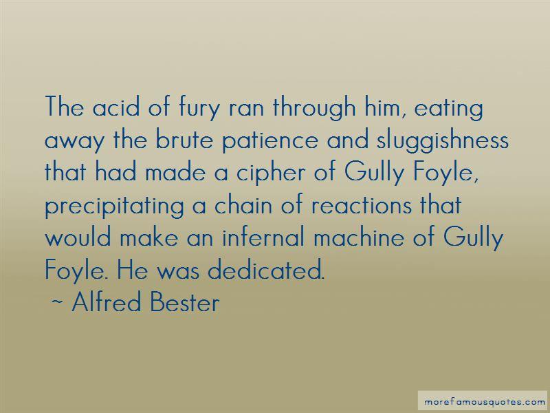 Foyle Quotes