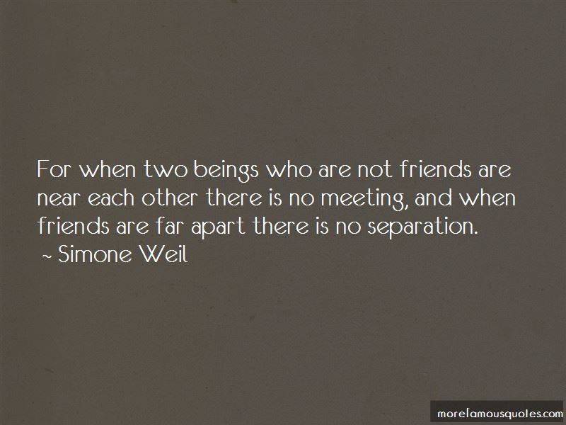 Friends Far Apart Quotes Pictures 3