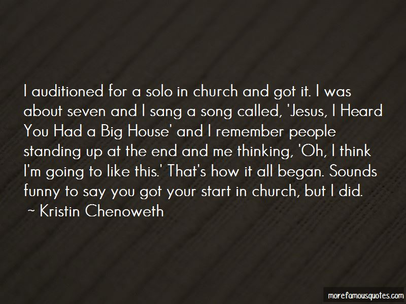 Funny Go To Church Quotes: top 23 quotes about Funny Go To ...