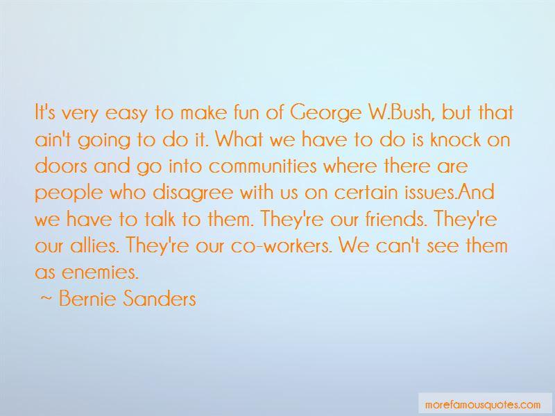 George Doors Quotes