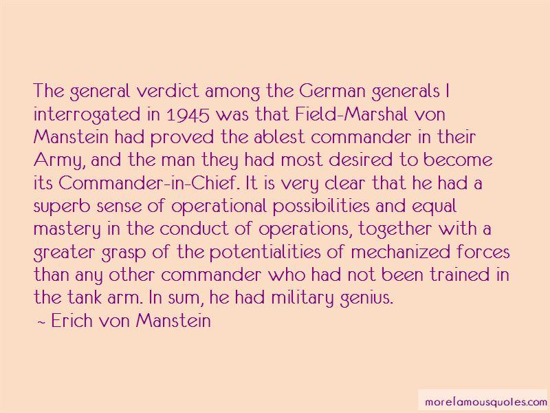 German Generals Quotes Pictures 2