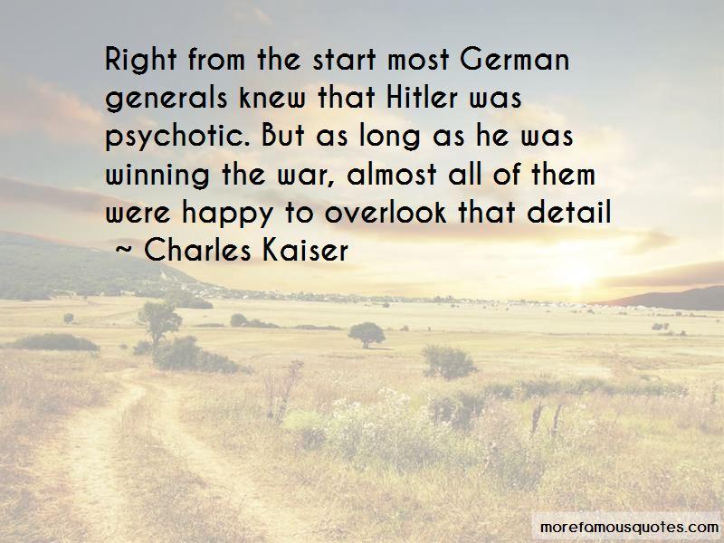 German Generals Quotes