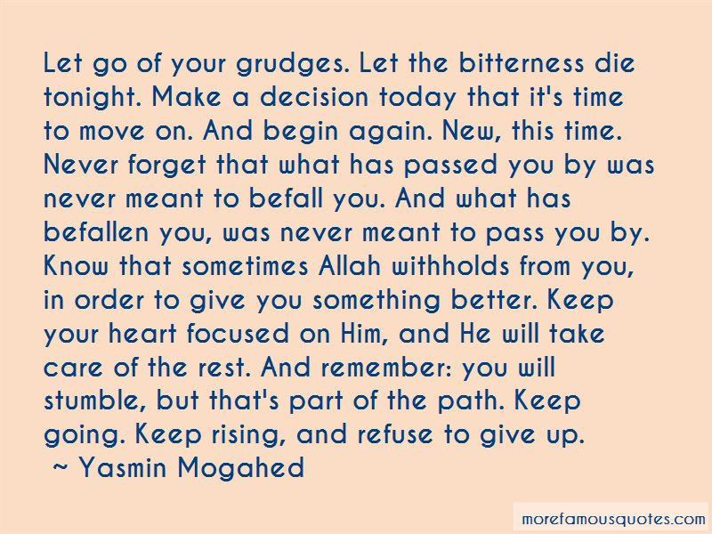 Give Your Heart To Allah Quotes