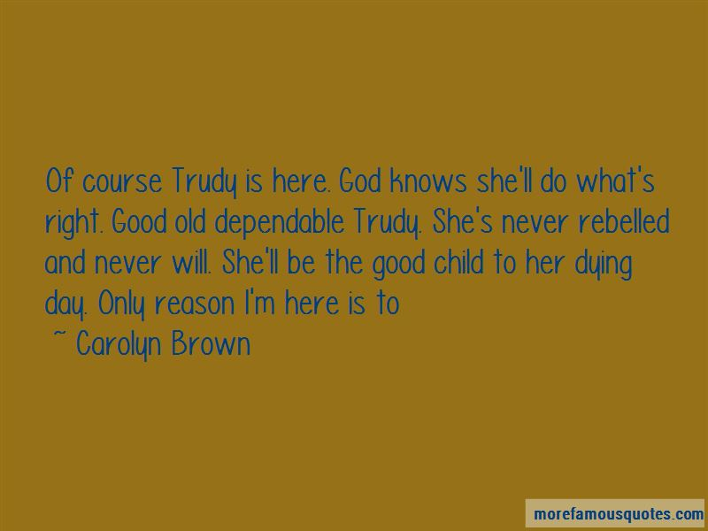 God Is Dependable Quotes Pictures 2