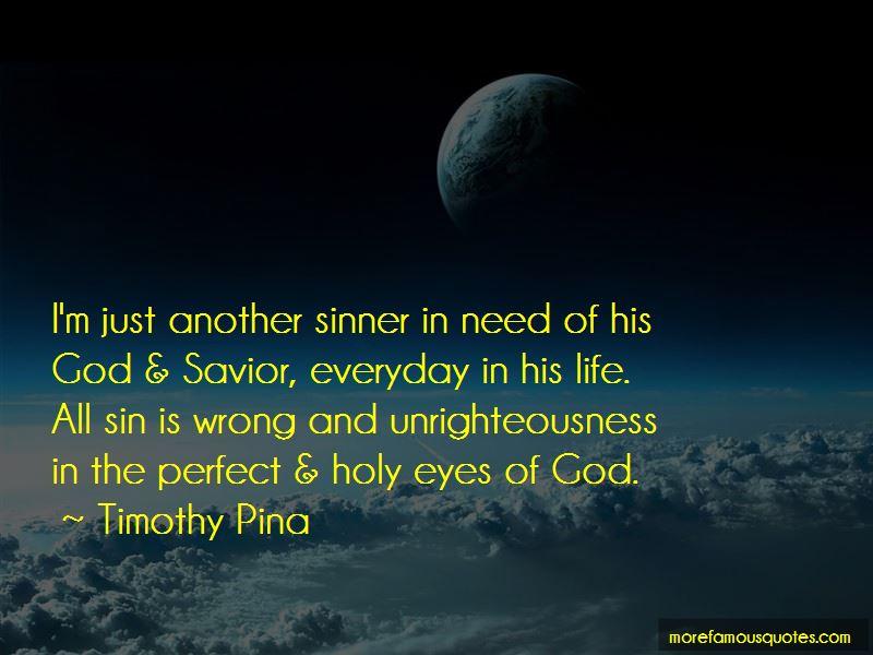 God Savior Quotes