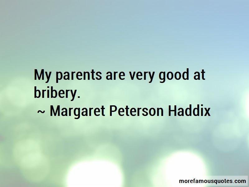 Good Bribery Quotes