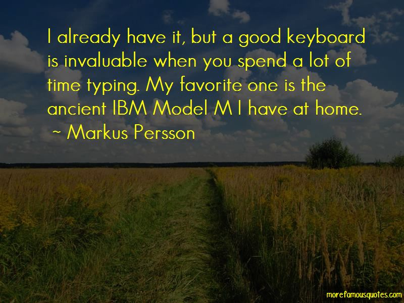 Good Keyboard Quotes