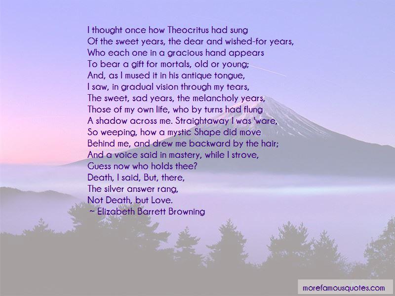 Gradual Love Quotes