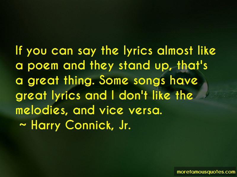 Great Lyrics And Quotes