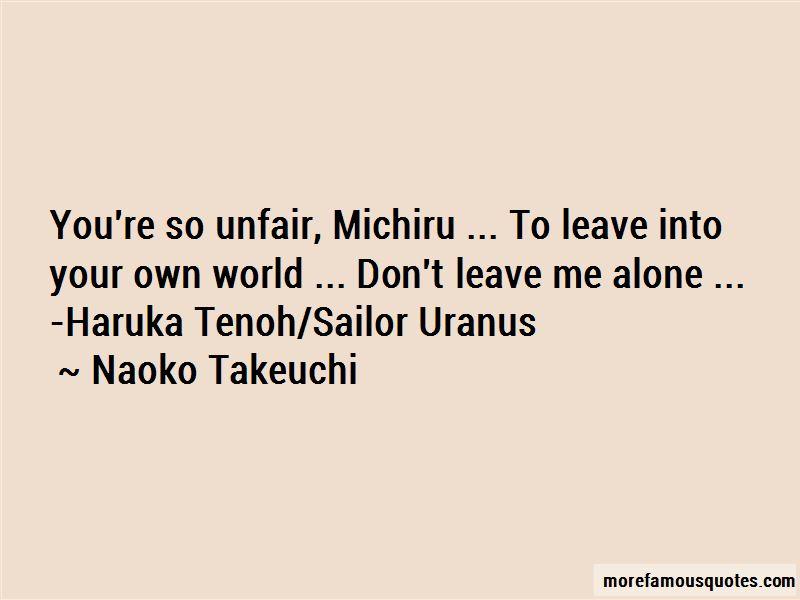 Haruka Michiru Quotes Pictures 2