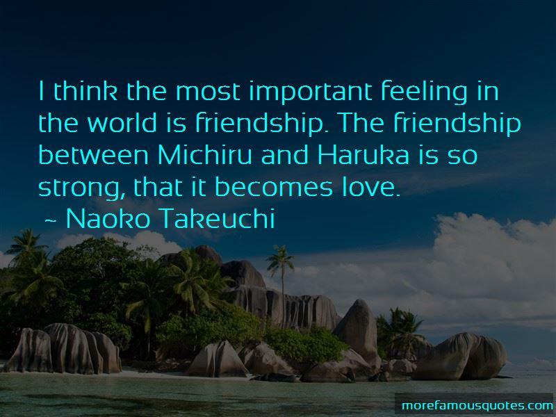 Haruka Michiru Quotes