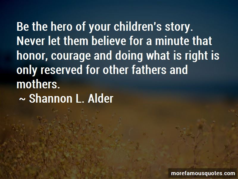 Hero Of My Story Quotes Pictures 4