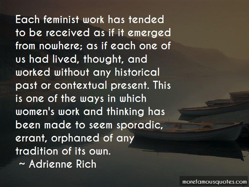 Historical Feminist Quotes