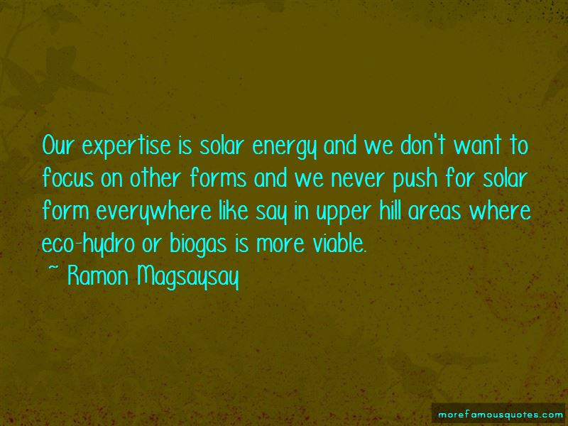 Hydro Energy Quotes Pictures 2