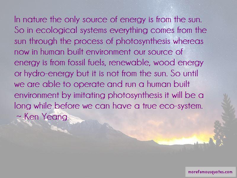 Hydro Energy Quotes