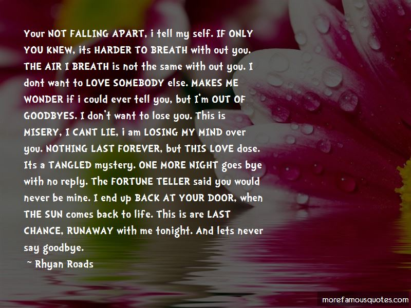 I Don't Want You Back Love Quotes: Top 2 Quotes About I