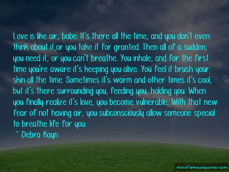 I Feel So In Love With You Quotes